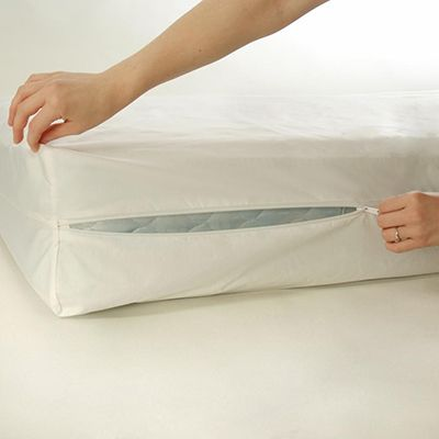 Allersoft Cotton Dust Mite Allergy Mattress Covers And Guard