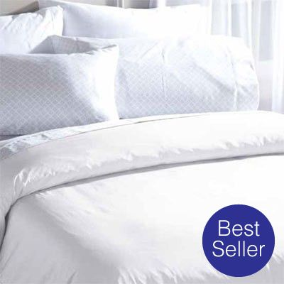 Mattress White Cover Protector Single Layer Warm Bed Bug Dust Mite CoverRWTY