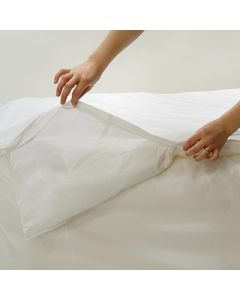 Allersoft Cotton Dust Mite & Allergy Comforter Covers