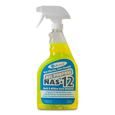 AllerTech® NAS-12 All Purpose Cleaning Solution 32 oz. Spray Bottle