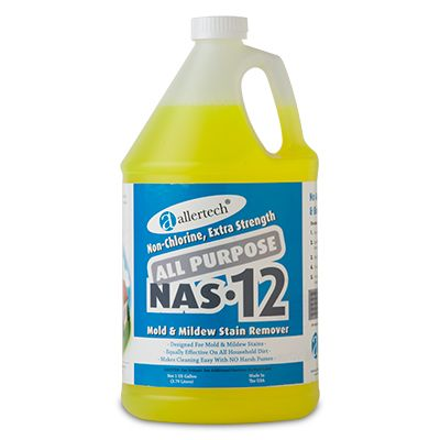AllerTech® NAS-12 All Purpose Cleaning Solution Gallon