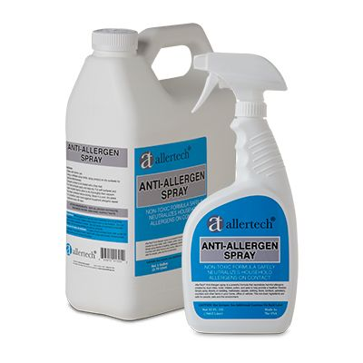 AllerTech® Anti-Allergen Solution Pack
