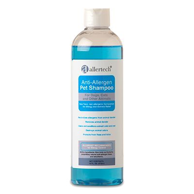 AllerTech® Anti-Allergen Pet Shampoo