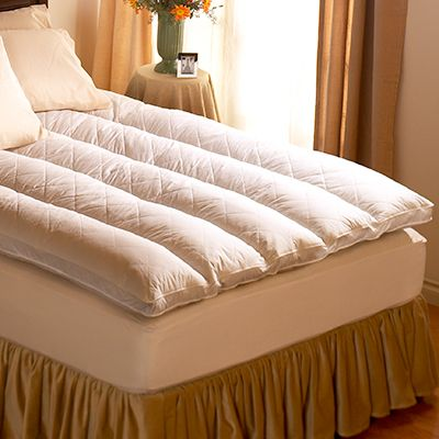 EuroRest Pacific Coast Feather Bed Topper