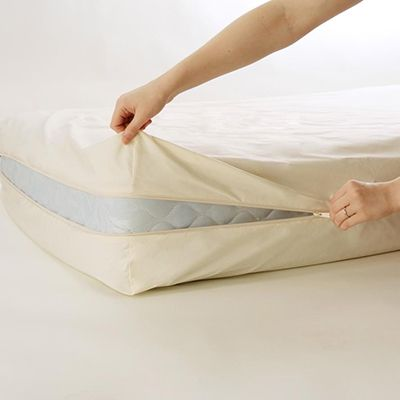Organic All-Cotton Allergy Mattress Covers