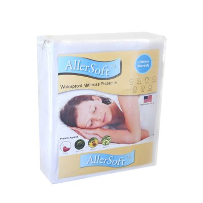 AllerSoft™ Ultimate Hypoallergenic & Waterproof Fitted Mattress Protectors