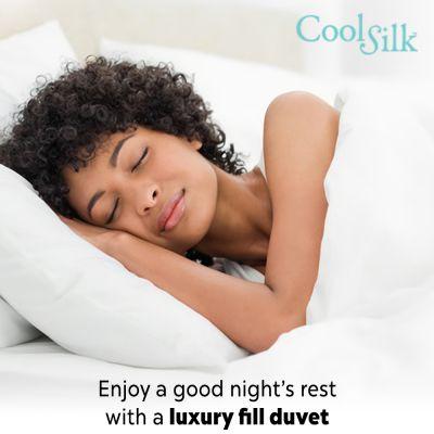 CoolSilk Comforters